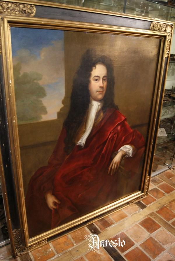 Ref. 22 - Franse edelman 18e eeuw