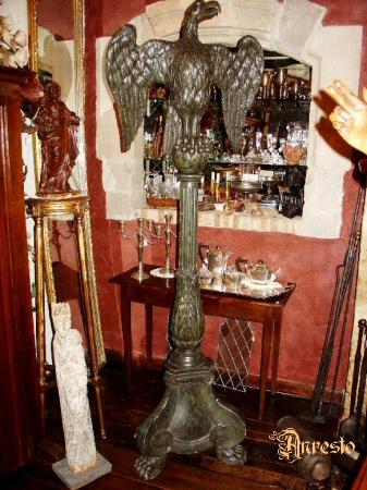 Adelaar beeld 18e eeuw