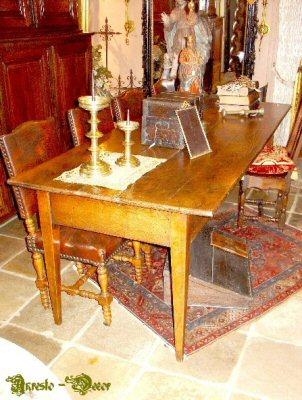 Franse tafel provence 19e eeuws
