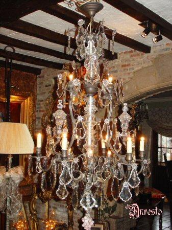 Rococo luster