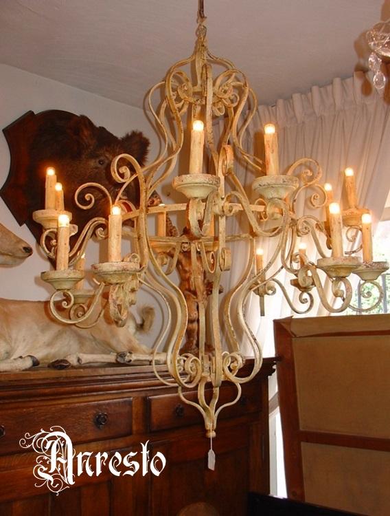 Franse hanglamp