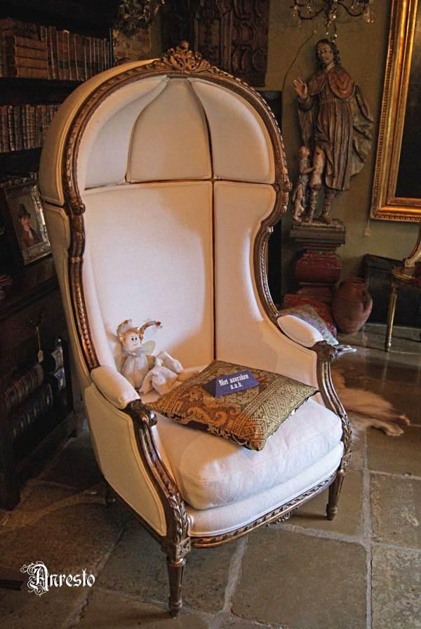 Chaise de la Reine 19e eeuw