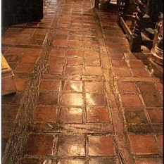 Ref. 01 – Terracotta vloer