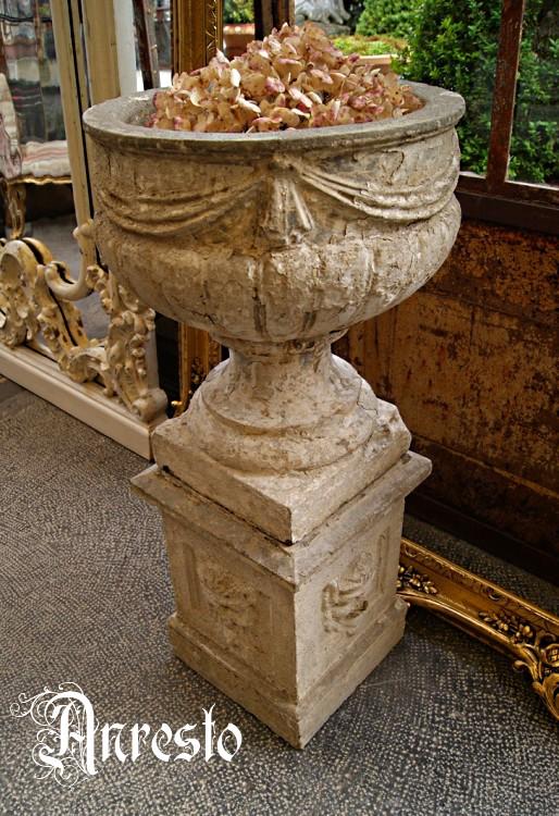 Ref. 22 – Franse vaas 18e eeuw