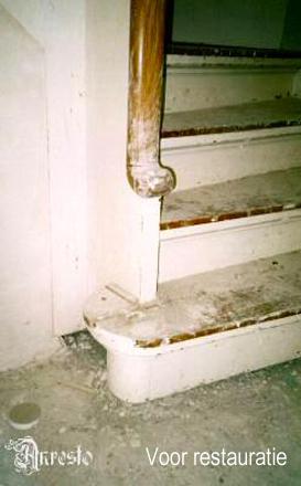 Ref. 05 – Restauratie trappen