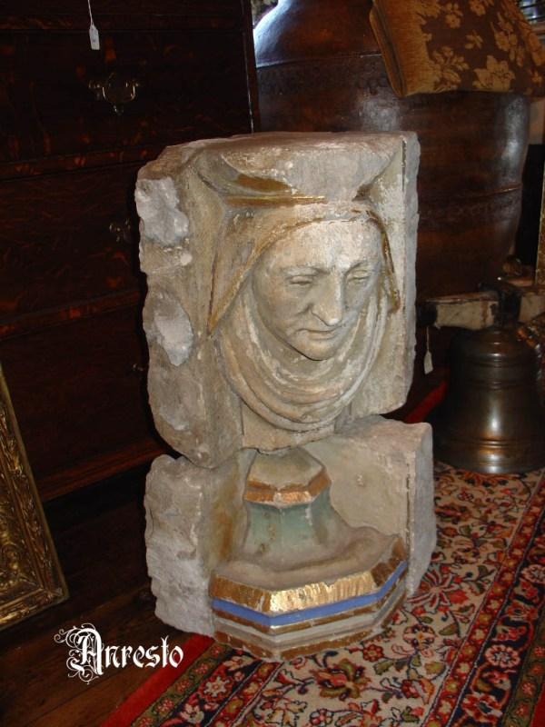 Ref. 15 - Antiek beeld, oud beeld