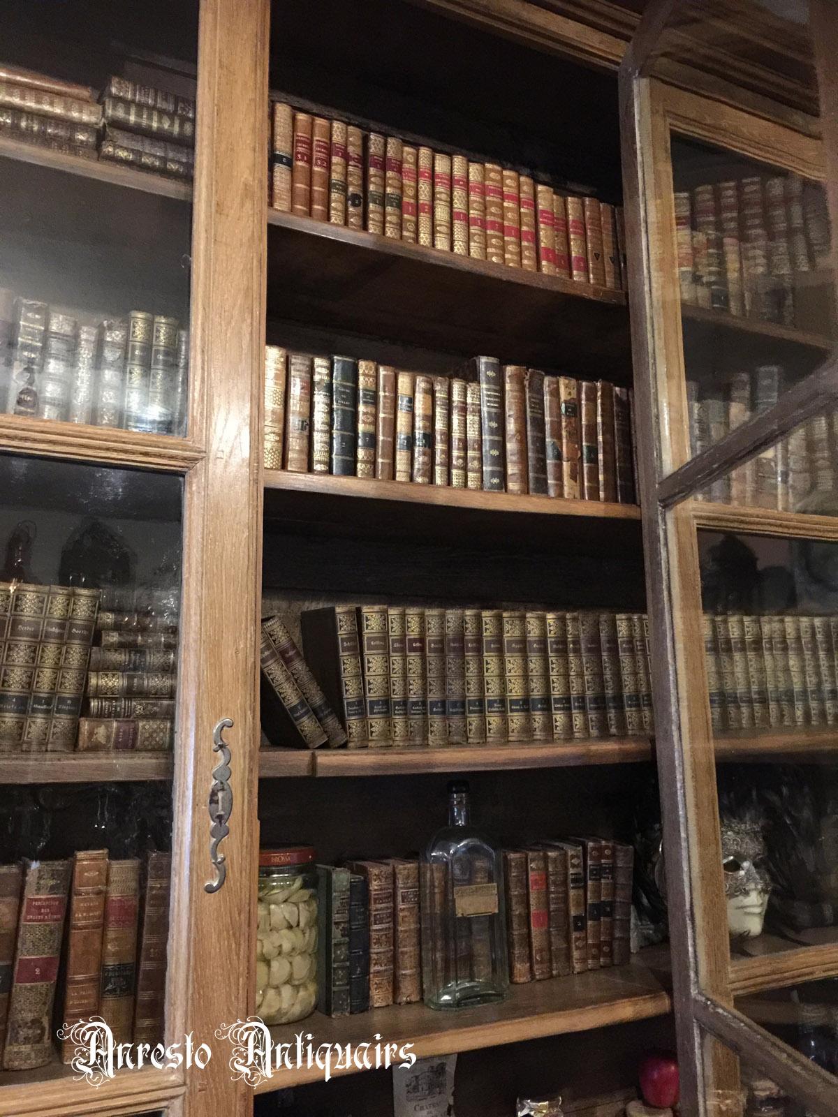 Ref. 01 – Bibliotheek kast