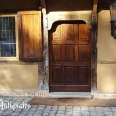 Ref. 60 – Exclusieve deur wordt op uw maat gemaakt met oud hout