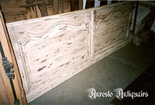 Ref. 12 – Oude Franse lambrisering, oude Franse wandpanelen