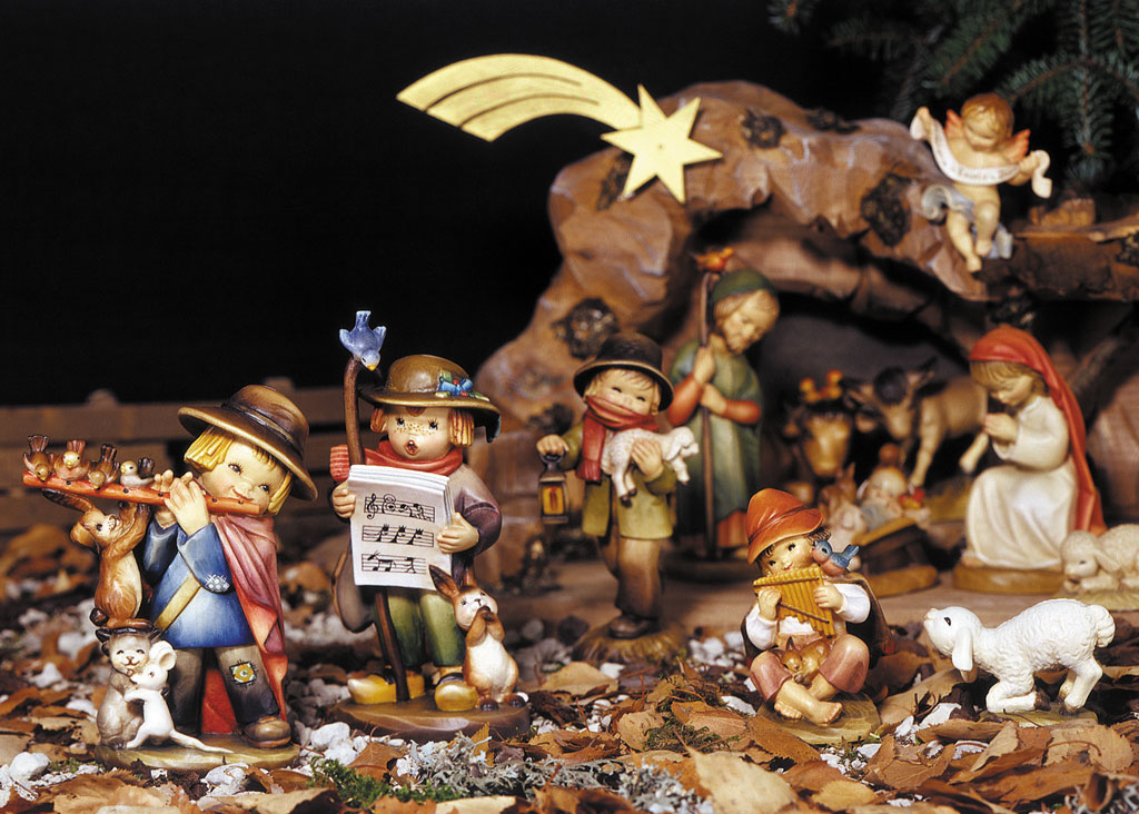 ANRI Juan Ferrandiz Nativity
