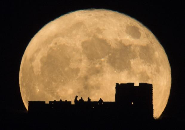 Il 28 ottobre è la Notte della Luna, appuntamenti in tutta Italia © AP