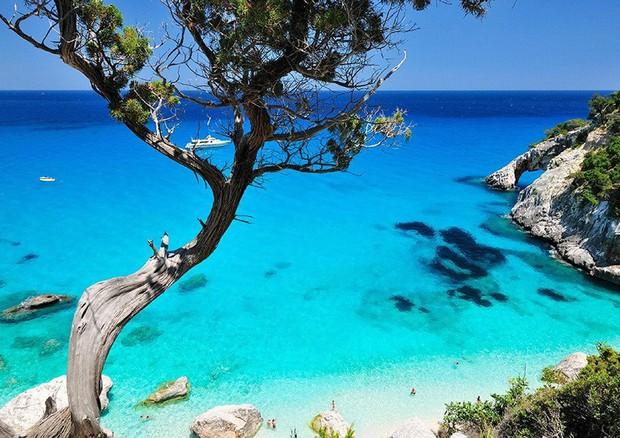 Mare piu' bello 2017 Legambiente comprensorio Baunei -  Sardegna © ANSA