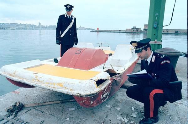 Pedalo da mare  La cura dello yacht