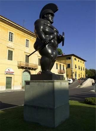 A Pietrasanta sulle tracce di Botero  In Viaggio  ANSAit