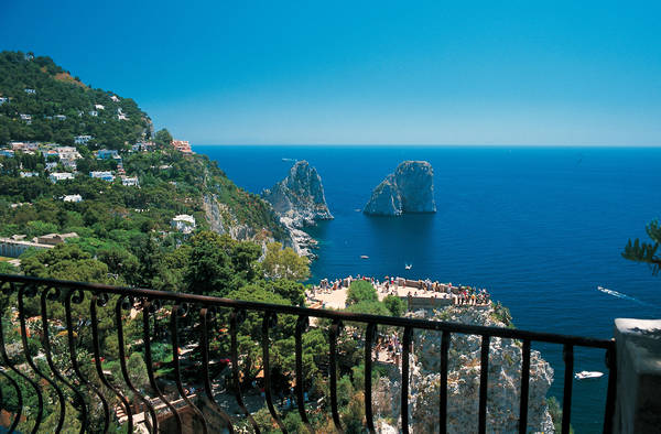 Tassa di sbarco a Capri da domenica si paga   ANSAit