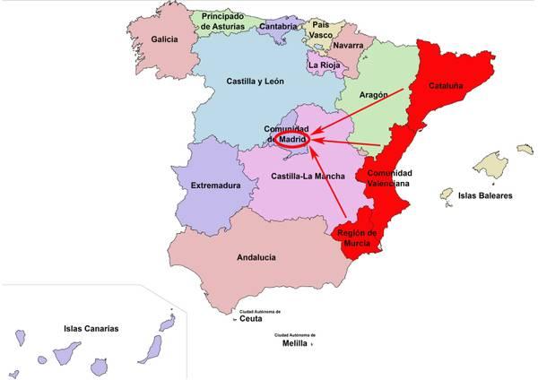 Spagna: per Bruxelles Catalogna indipendente fuori Ue