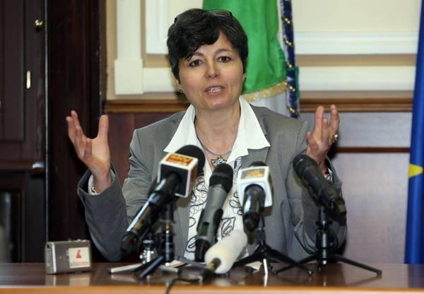 Il ministro per l'Istruzione, l'Università e la Ricerca, Maria Chiara Carrozza