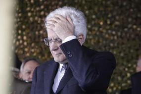 Il presidente della Repubblica Sergio Mattarella in una foto di archivio (ANSA)