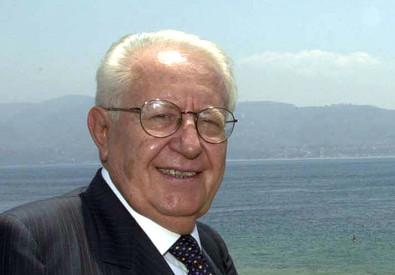 Giuseppe Zamberletti (ANSA)