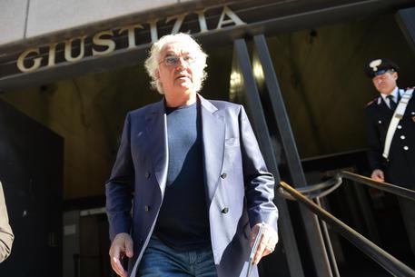 Flavio Briatore © ANSA