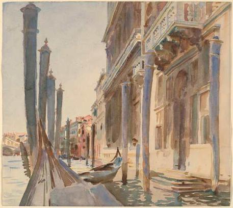 Il mito di Venezia in 140 disegni  Cultura  ANSAit