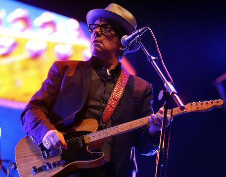 Elvis Costello © EPA