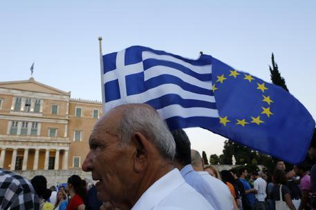 Presentato all'Eurogruppo il piano greco © AP