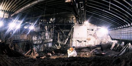 Chernobyl lincubo 30 anni fa  Magazine  ANSAit