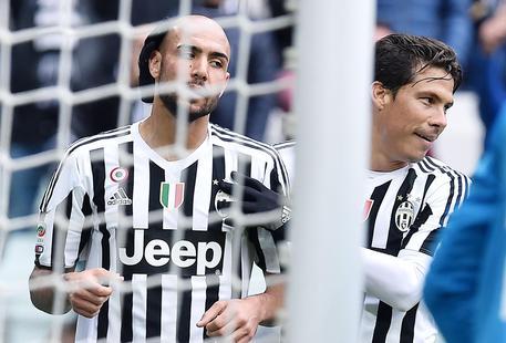 Juventus-Carpi © ANSA