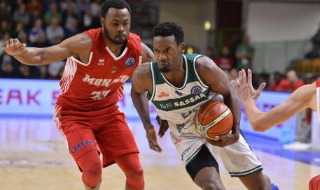 Basket Champions SassariMonaco 6381  Sardegna  ANSAit
