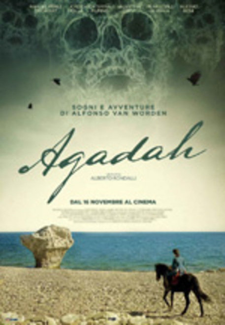 Locandina Agadah © ANSA