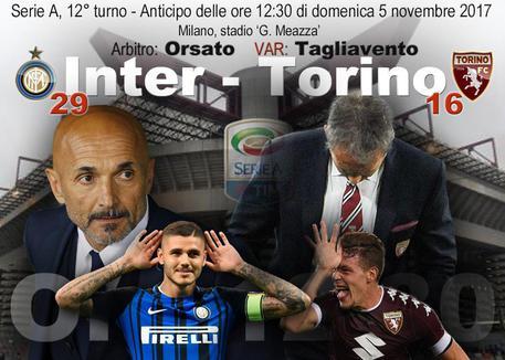 Serie A, Inter-Torino © ANSA