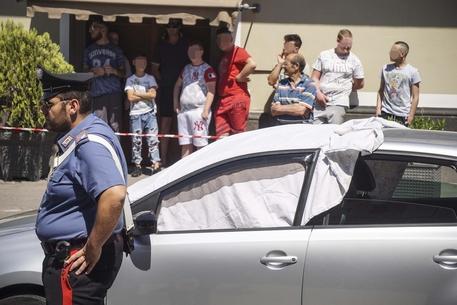 Ucciso nel Napoletano: in auto anche figlio di 11 anni © ANSA