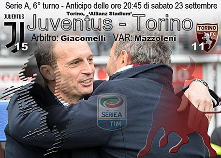 Serie A, Juventus-Torino © ANSA