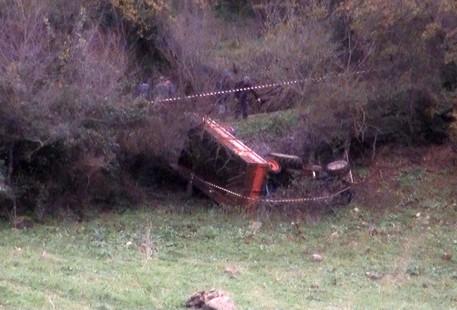 Schiacciato da trattore, muore assessore Siligo © ANSA