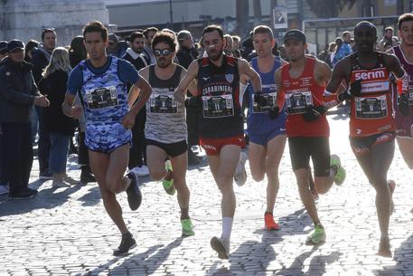 Coronavirus: Rome marathon cancelled - English - ANSA.it