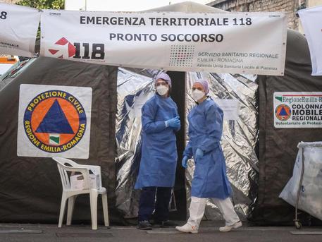 Coronavirus: 2,706 infected, 107 dead - Borrelli - English - ANSA.it