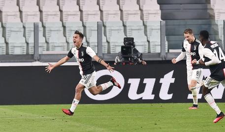 Coronavirus: Juventus, Dybala positivo è fake news - Calcio - ANSA