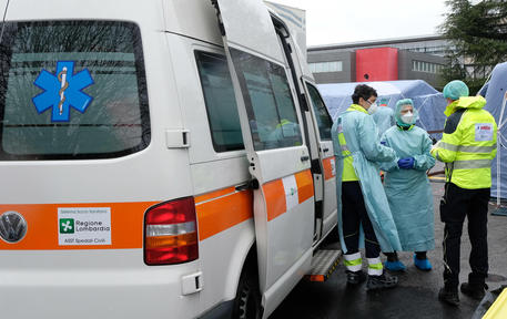 Coronavirus: 1,835 sick in Italy, 52 deaths - Borrelli - English ...