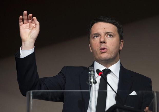 Matteo Renzi. Archivio (ANSA)