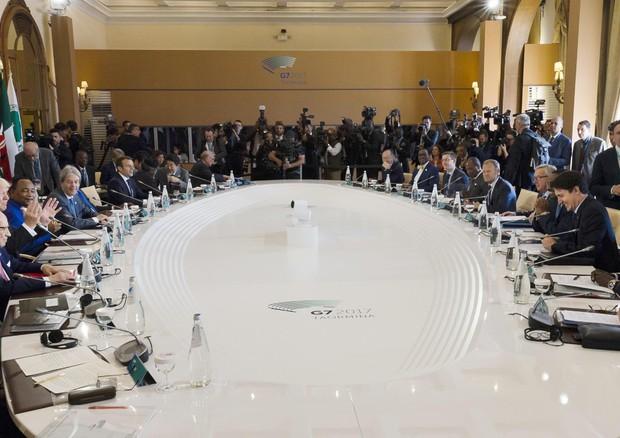 G7 (foto: AP)