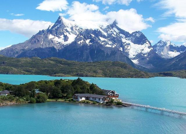 I dodici laghi pi suggestivi del mondo  Foto  Ansait
