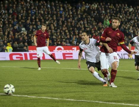 Il gol di De Rossi