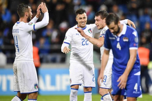 Liechtenstein vs Italy ©