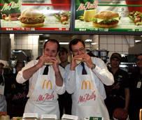 Zaia Masi McDonald's McItaly