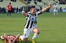 Serie A: tris dell'Udinese al Novara
