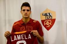 Roma, col Palermo pronto Lamela