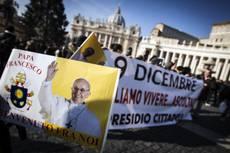 Il Papa ai Forconi: seguire via del dialogo