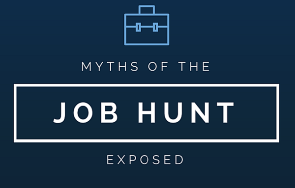 job search myths
