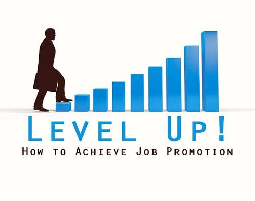 job promotion